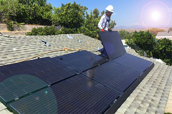 No Walking On Or Reaching Over Panels Prevents Damage To Solar Cells Which Can Reduce Output Over Time With Images Solar Solar Panels