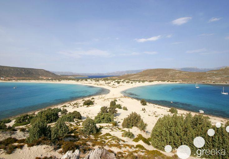 Elafonissos beaches