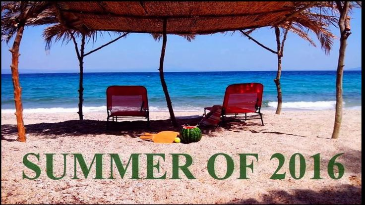 A short video with some moments of the summer of 2016... #SalonikioBeach #summer #holidays #Greece #video