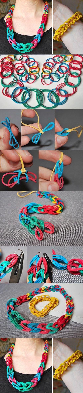 Diy Beautiful Necklace | DIY & Crafts Tutorials