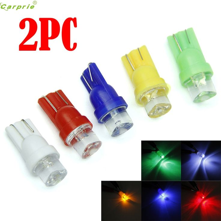 2 PCS T10 W5W Mobil Putih LED 194 168 SMD Wedge Side light Bulb lampu 12 V DC September 29