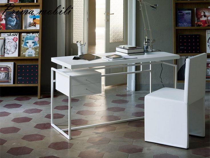Итальянский письменный стол Papiro Porada купить в Москве в Prima mobili