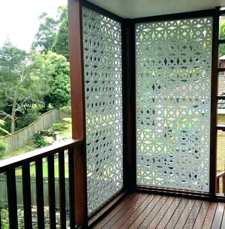 27 Great Ideas Diy Outdoor Privacy Screen Ideas For Your Backyards