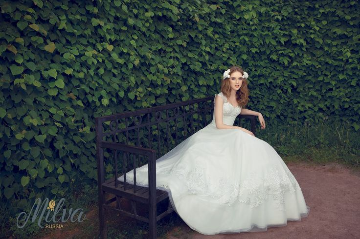 Свадебное платье Milva. wedding dress 2016/свадебное платье 2016