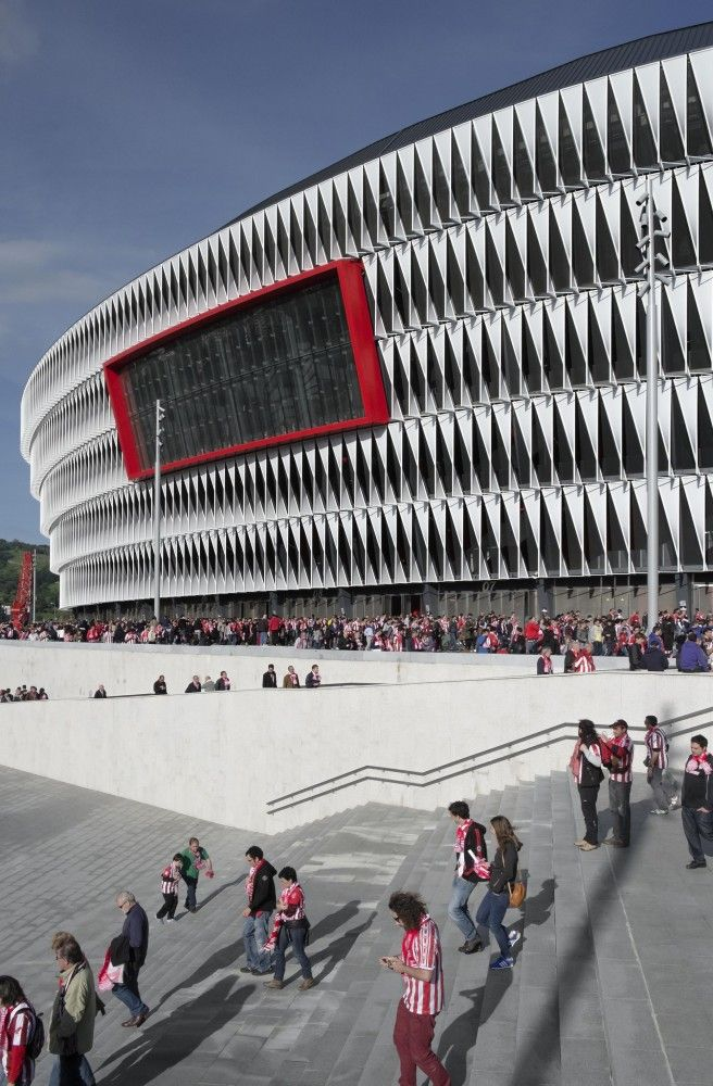 San Mames Stadium - Athletic de Bilbao