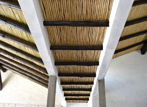 Our Beautiful Bamboo Ceilings