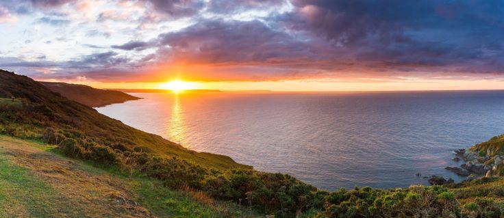 Cornish Dawn by MPBigPhoto on Etsy