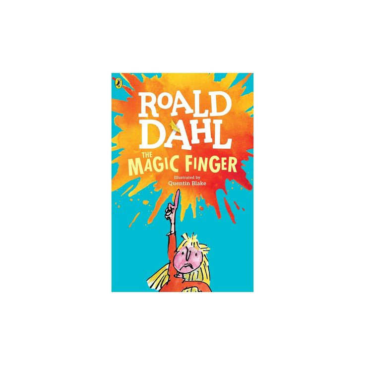 Magic Finger (Paperback) (Roald Dahl)