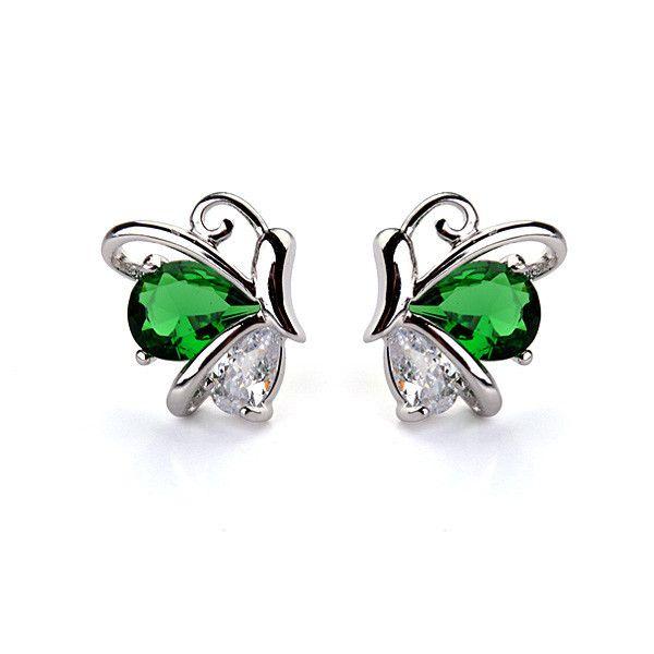 Элегантный корона серьги ааа циркон стад серьги бабочки серьги для хьюстон оптовая продажа ювелирных изделий-Ожерелья-ID товара::60258835408-russian.alibaba.com