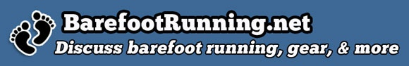 barefoot running resource with lots o' minimalist shoes