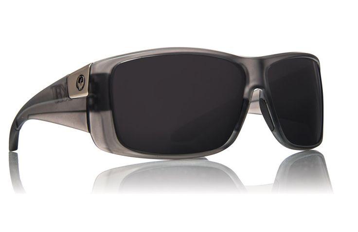 Dragon - Kit Matte Grey / Grey Performance Polar Sunglasses