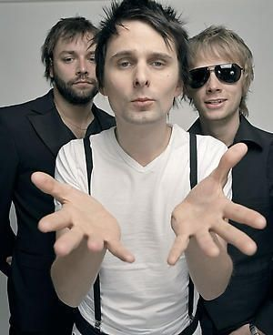MUSE. One of those bands who I can always listen to: always at least 1 song that suits my mood.
