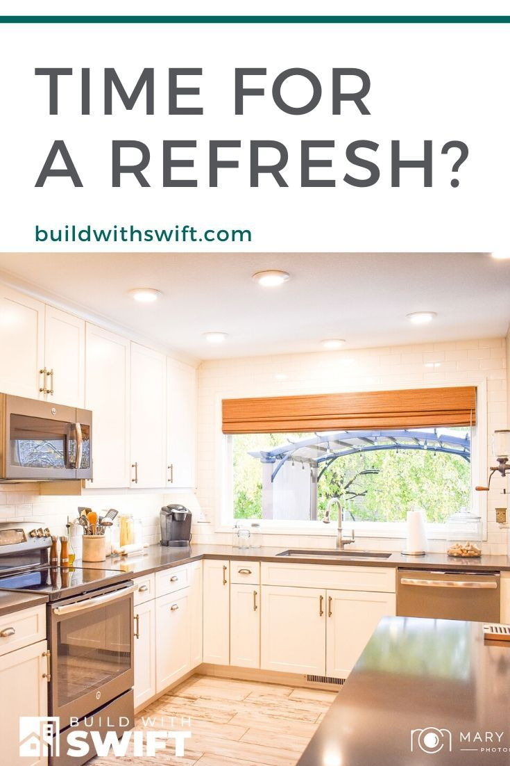 Time For A Refresh In 2020 Entertaining Kitchen Kitchen Home