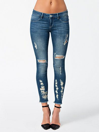 Destroyed Skinny Jeans - Notion 1.3