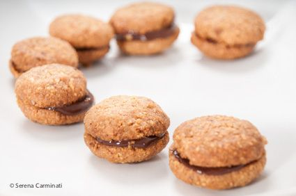 Delicious Baci di Dama cookies. | love to cook | Pinterest