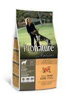 Pronature Holistic − Nourriture pour chien adulte, toutes races, canard à l'orange 1 an+ (13.6kg)