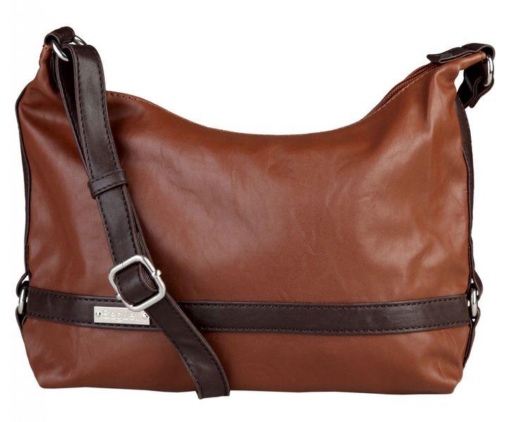 Dámská kabelka / crossbody Segue - hnědá barva | obujsi.cz - dámská, pánská, dětská obuv a boty online, kabelky, módní doplňky
