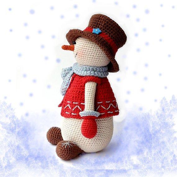 Cómo hacer adorables amigurumis para navidad - Amigurumi navideño ... | 570x570