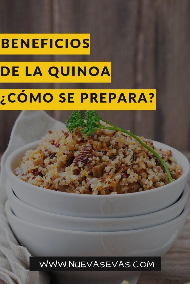 Descubre El Rico Valor Nutricional De La Quinoa Y Sus Propiedades