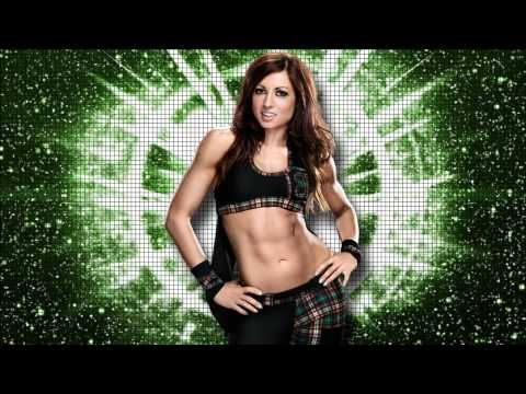 "WWE NXT: ""Celtic Invasion"" ► Becky Lynch 3rd Theme Song"