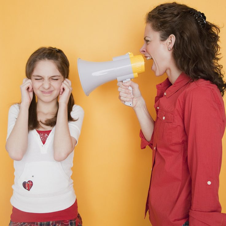 Why Yelling Is a Waste of Time and Energy | POPSUGAR Moms