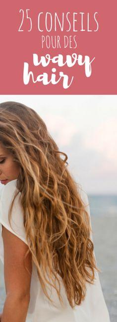 Tendance beach hair : 25 conseils et astuces pour des wavy hair ! (avec ou sans chaleur)