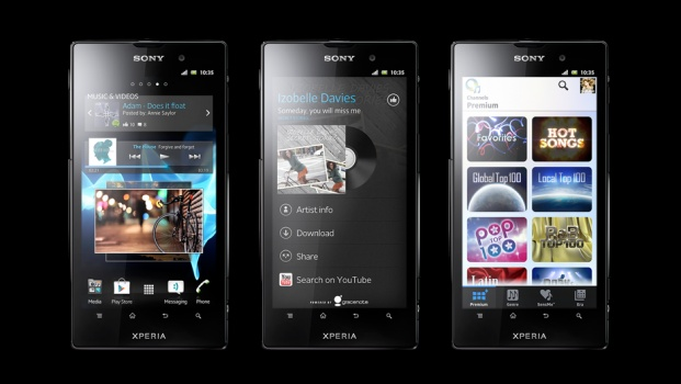 Sony officially launches its HD powerhouse the Xperia Ion for Rs 36,999