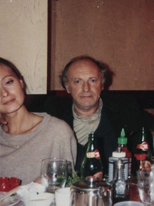 Иосиф Бродский с женой Марией