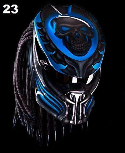 THE BEST PREDATOR HELMET MOTORCYCLE BLUE - DOT APPROVED S... https://www.amazon.com/dp/B0777PV1R4/ref=cm_sw_r_pi_dp_U_x_wp9jAbGGH5PB6