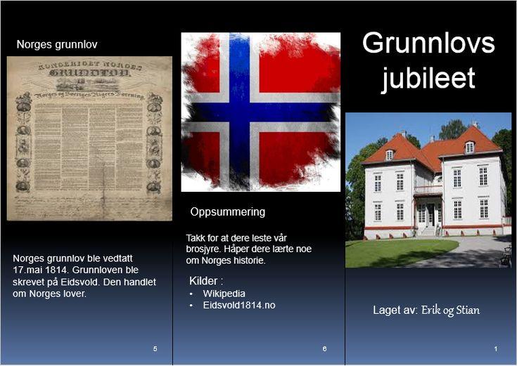 Grunnlova 1814 - 2014 | Skrivesenteret