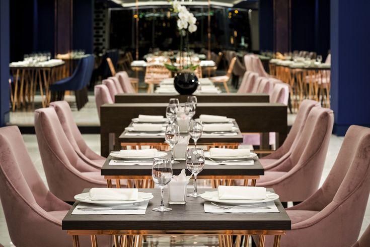 Dinner @ Sofitel Athens Airport Hotel, Greece