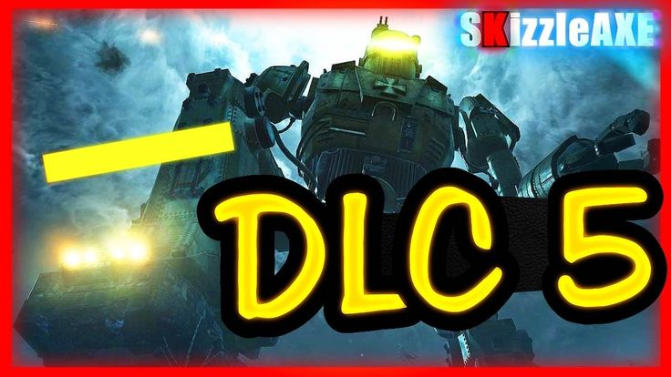 BIGGEST DLC 5 Hint by GlitchingQueen ~ BO3 DLC 5 & New Black Ops 3 Updat...