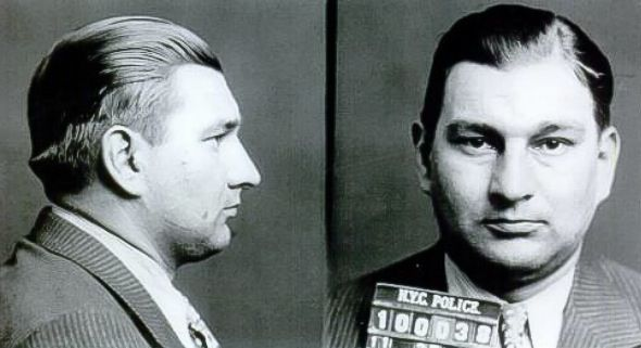 "Irving 'Big Gangi' Cohen NYPD mugshot photo Although Irving Cohen was not considered a top-level guy within the ranks of this group, his contribution to hit-man history was unusual, to say the least. A small-time hood and ice pick-wielding murderer, ""Big Gangi"" Cohen was also a bit-part Hollywood actor."