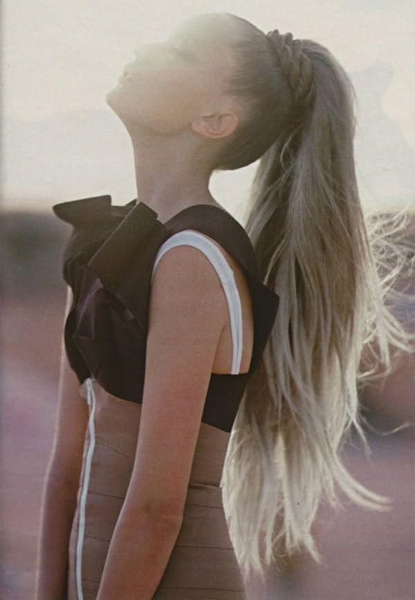 wish i had her hair