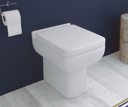 Cubitt Designer Back to Wall Toilet - V20151048OP scene square medium