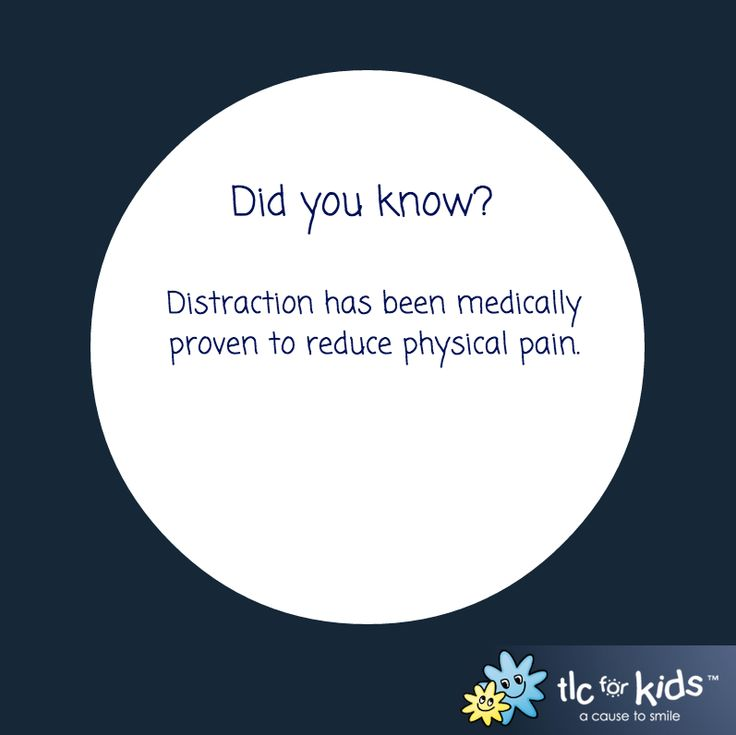 This is the basis of our TLC Distraction Box Program.