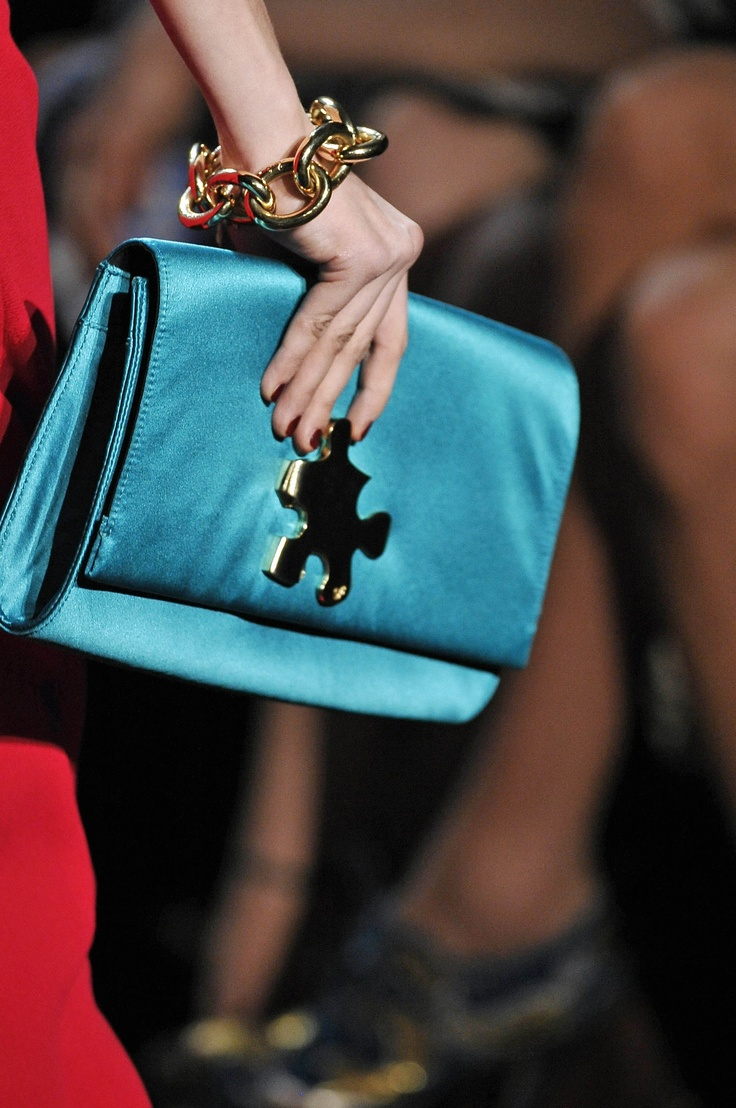DVF | Fall 2012: Teal & Red: Bags Bags Bags, Bolsos Handbags Clutches, Amazing Clutches, Royal Canadian, Bag Crush