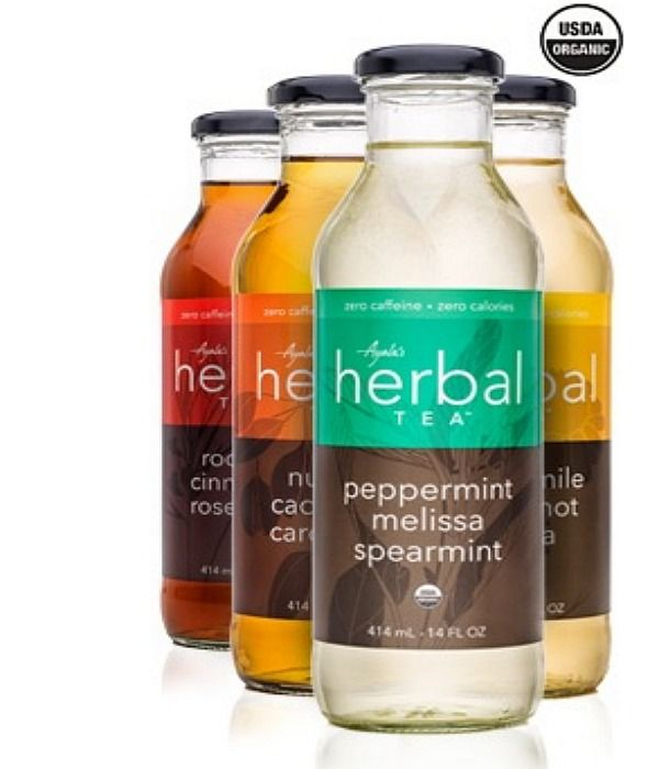 Love these Herbal Iced Teas from @Ayala's Herbal Water ! No sugar added and no artificial sweeteners! #organic