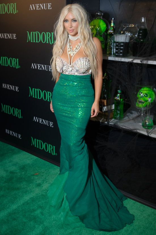Kim K mermaid. Have your date be a fisherman