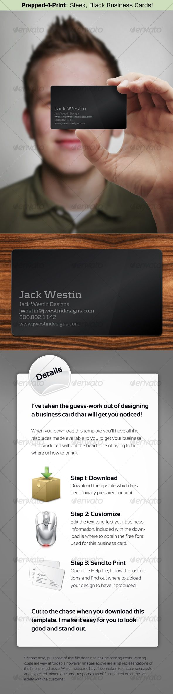 97 best stainless steel business cards images on pinterest ive taken the guess work out of designing a business card that will get you colourmoves Image collections
