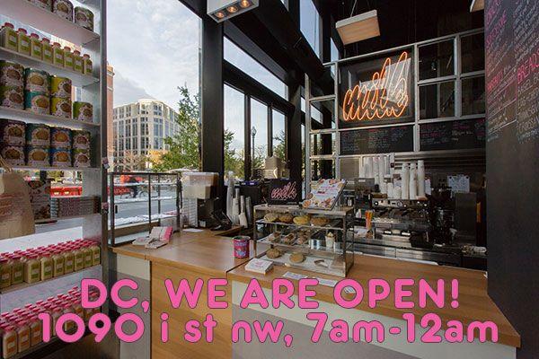 Milk Bar DC is OPEN, 1090 i st nw, washington dc 20001