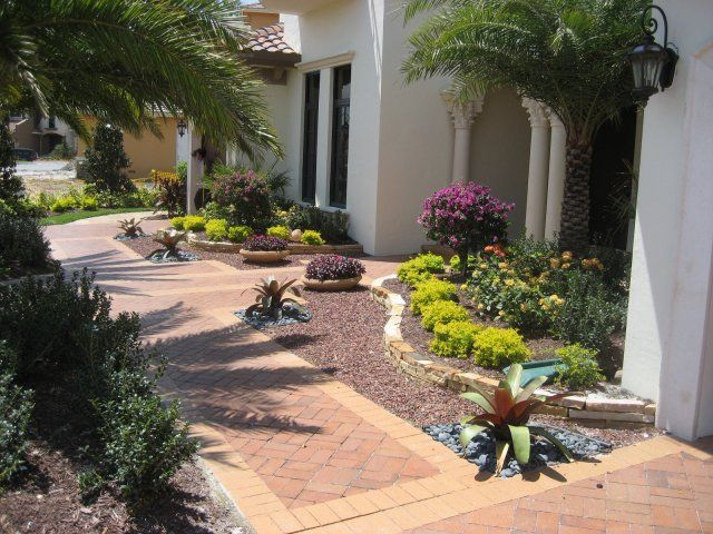 South florida landscape design architect company for Florida landscape design