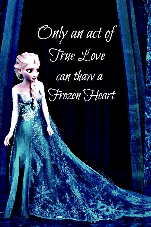 Frozen hearts, this movie is the best Disney movie created! So much emotion!  #frozen #quotes #Elsa