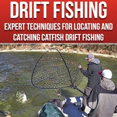 Everything you need to know to get started drift fishing for catfish and actually catching fish! Drift fishing for catfish covers everything you need