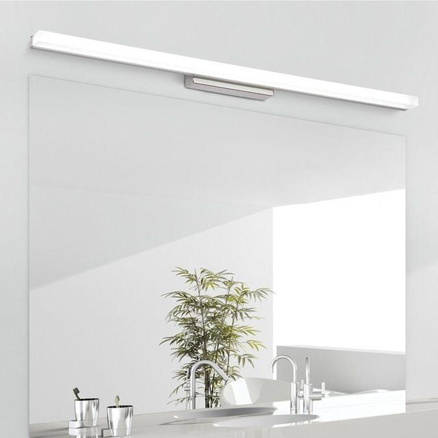 D Longer Led Mirror Light 0 39m 49m, Wall Mirror Lights Bathroom