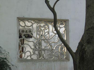 Chinese window style