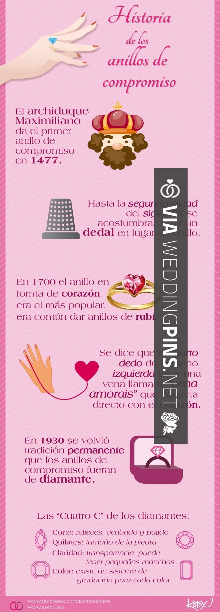 Amazing - Anillos de Boda historia_anillos_compromiso_info.jpg (720×2000) | CHECK OUT THESE OTHER COOL PICS OF GREAT Anillos de Boda AT WEDDINGPINS.NET | #AnillosdeBoda #Anillos #weddingrings #rings #engagementrings #boda #weddings #weddinginvitations #vows #tradition #nontraditional #events #forweddings #iloveweddings #romance #beauty #planners #fashion #weddingphotos #weddingpictures