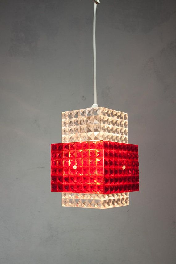 Design Hangelampe Lampe 80er Lampe Ddr Lamp Gdr Plaste Hanging Lamp Ceiling Lights Pendant Light