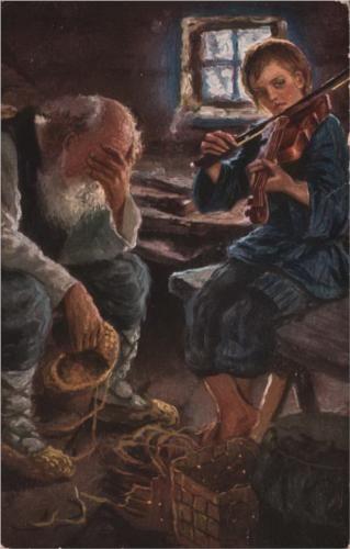 Talant  - Nikolay Bogdanov-Belsky, 186/203.