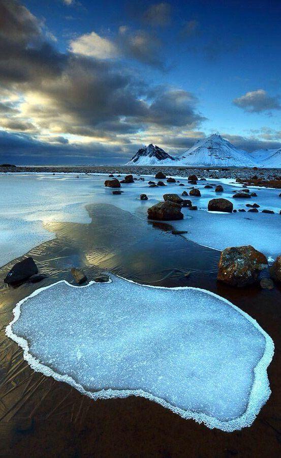 Vesturhorn, Iceland by James Appleton